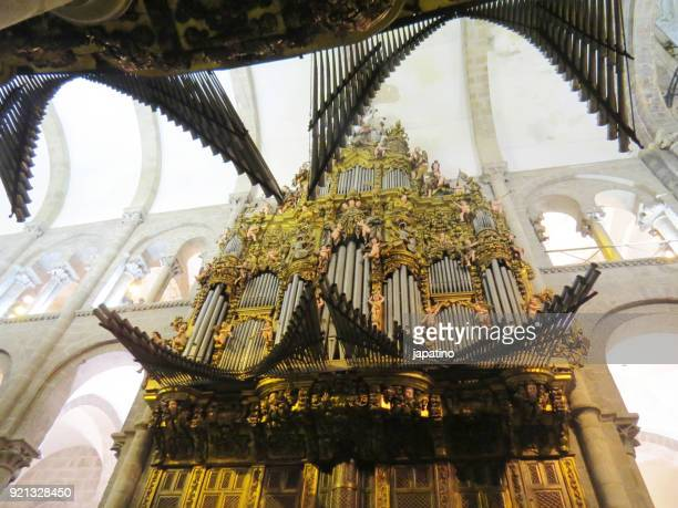 cathedral of santiago de compostela - santiago de compostela stock pictures, royalty-free photos & images