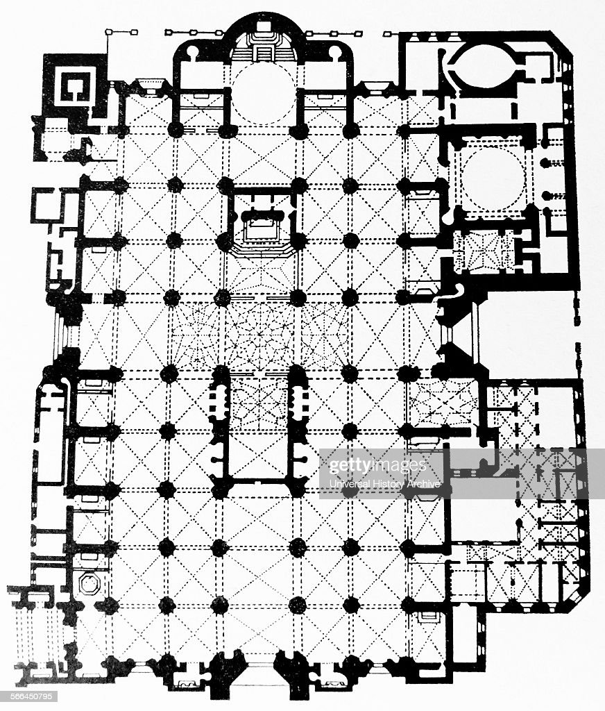 Cathedral Of Seville Floor Plan The Saint Mary See Better