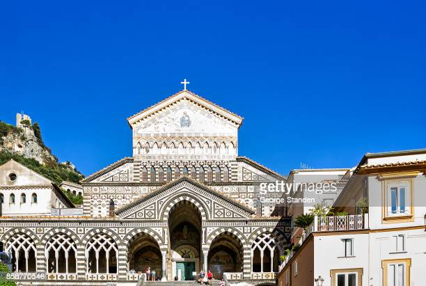 Cathedral of St Andrew, Salerno, Italy.