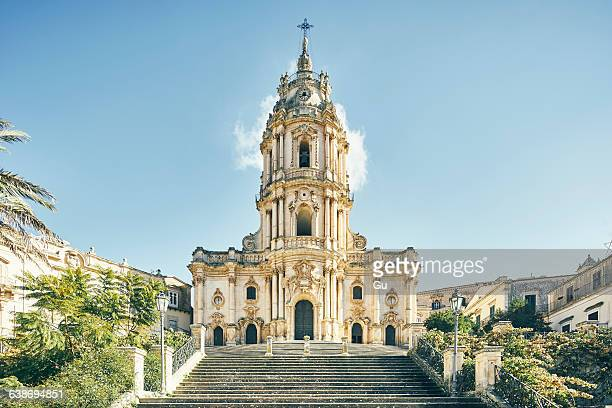 Cathedral of St George, Modica, Sicily, Italy