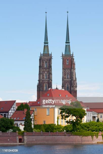 Catedral de São João Batista em Wrocław