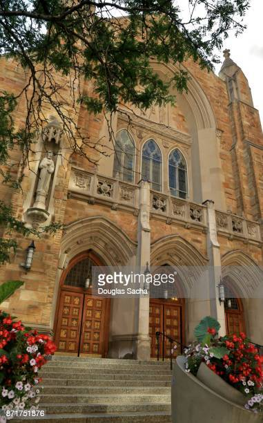 cathedral of st. john the evangelist, cleveland, ohio, usa - jewish people stock pictures, royalty-free photos & images