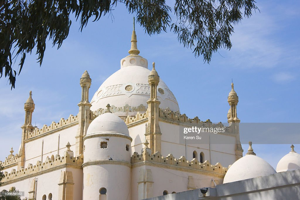 Cathedral of St Louis, Carthage, Tunisia : Stock Photo