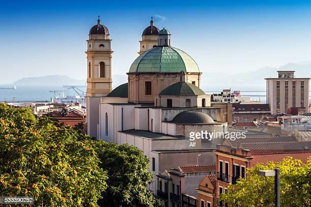 Cathedral of St.Maria Assunta (Duomo of Cagliari)