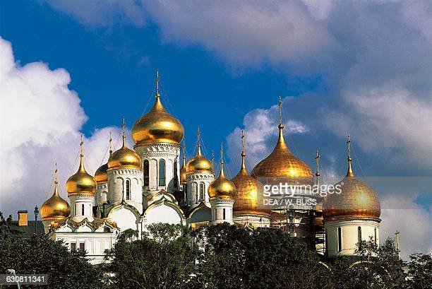 Cathedral of the Annunciation Moscow Kremlin Russia 15th16th century
