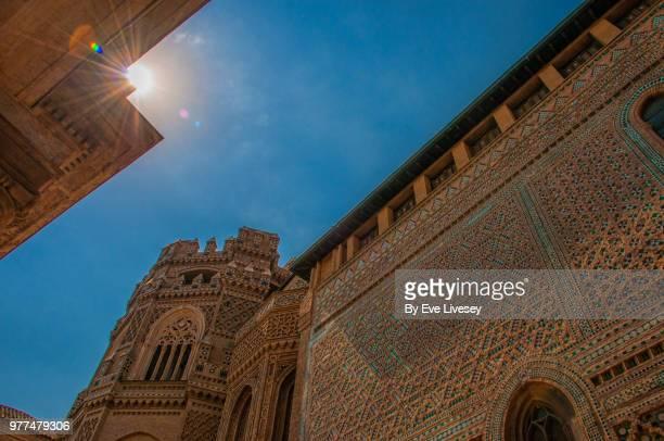 Cathedral of the Saviour, Zaragoza, Aragon, Spain, Europe