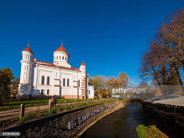 Kathedrale in Vilnius, Litauen Theotokos