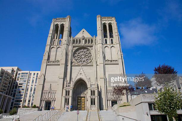 Cathedral on Nob Hill, San Francisco