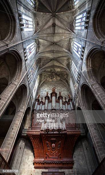Cathedral organ Narbonne