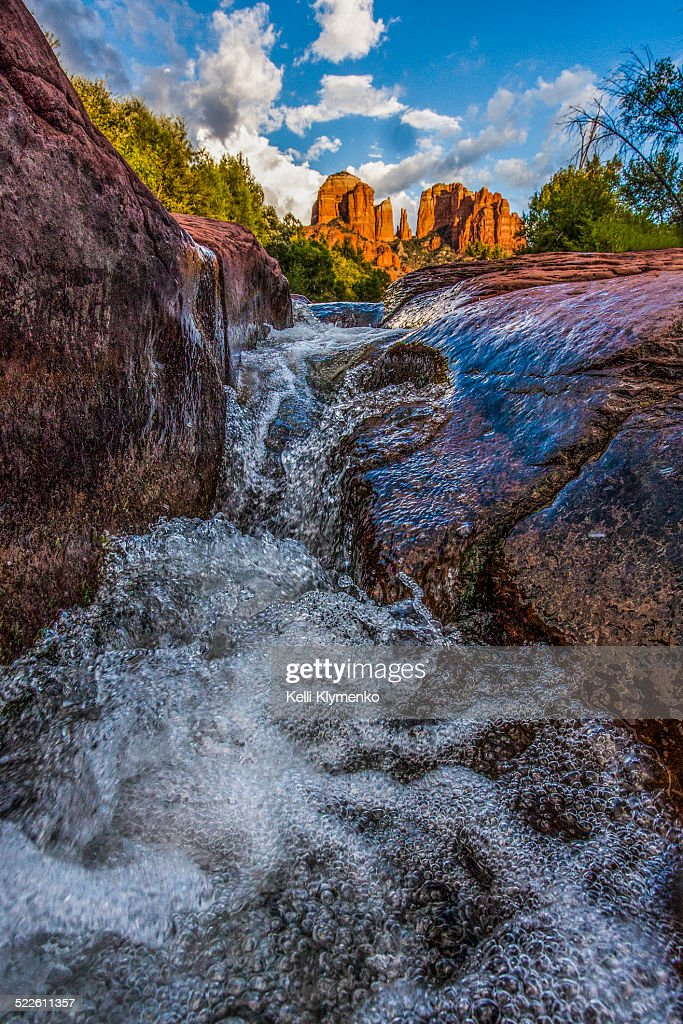Cathedral Rock Sedona, Arizona : Stock Photo