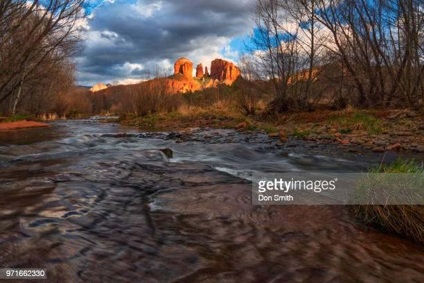Cathedral Rocks and Oak Creek, Sedona