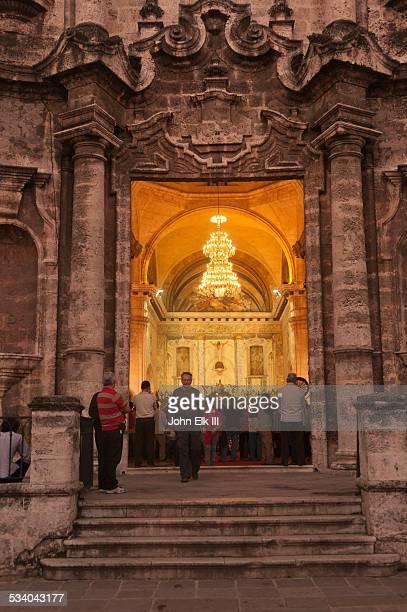 Cathedral San Cristobal