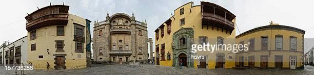 Cathedral Santa Ana in Las Palmas de Gran Canaria