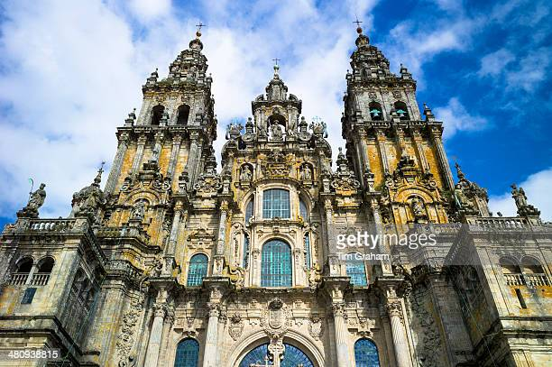 Cathedral Santiago de Compostela, Spain