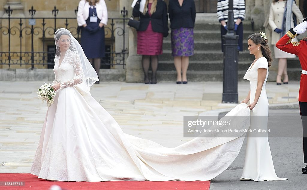 The Royal Wedding : News Photo