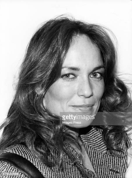 Catherine Bach circa 1982 in New York