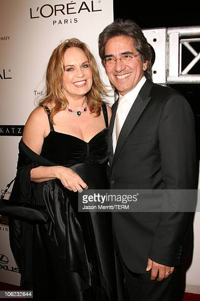 Catherine Bach during The Weinstein Co Golden Globe After Party at The Beverly Hilton Hotel in Beverly Hills California United States