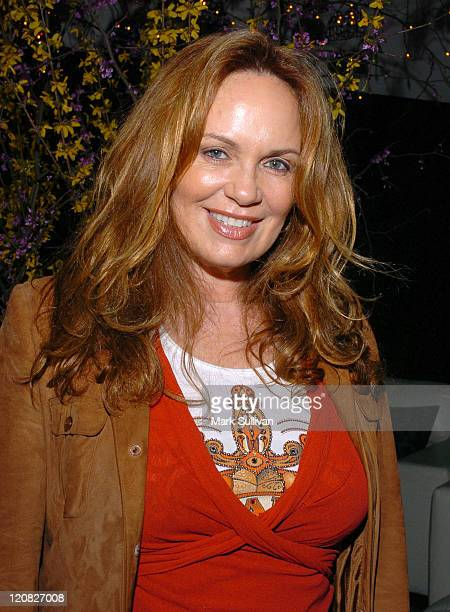 Catherine Bach in Backstage Creations Talent Retreat