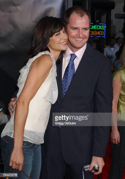 Catherine Bell and husband Adam Beason