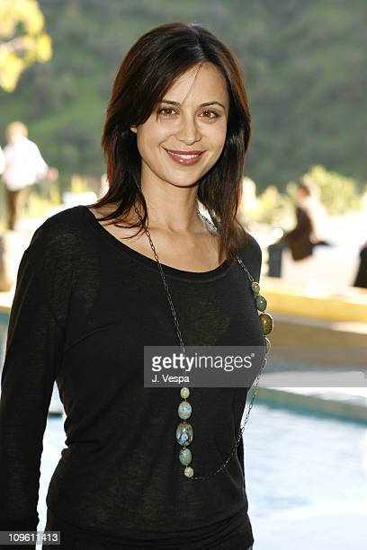 Catherine Bell at the Jaguar Getaway Suite during Jaguar Oscar Getaway at Anastasia Day 2 at Anastasia Beauty Suite in Beverly Hills California...