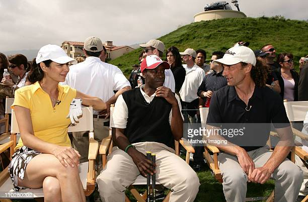 Catherine Bell Don Cheadle and Kenny G *EXCLUSIVE*