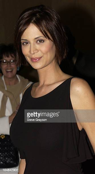 Catherine Bell during 18th Annual Awards Presented by The Casting Society of America at The Beverly Hilton Hotel in Beverly Hills California United...