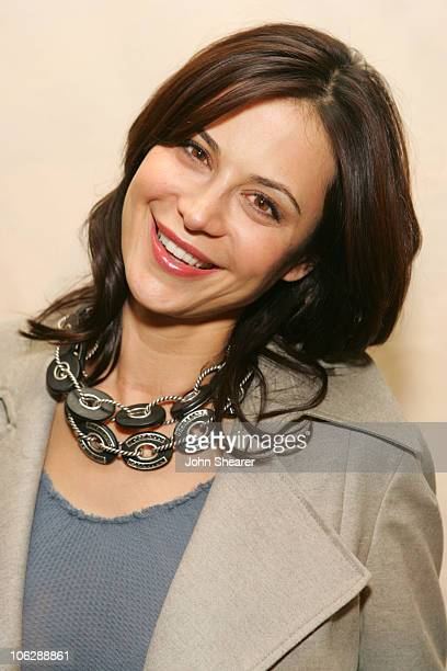 Catherine Bell during 2006 Park City Gersh Party at The Canyons in Park City Utah United States