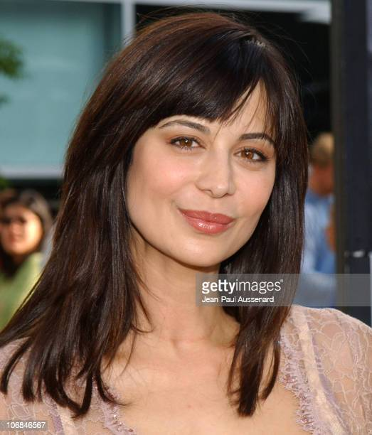 Catherine Bell during Lemony Snicket's A Series of Unfortunate Events Los Angeles Premiere Arrivals at Cinerama Dome in Hollywood California United...