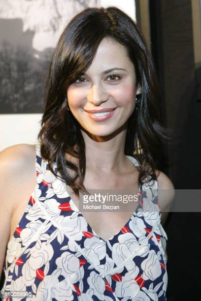 Catherine Bell during Michael Doven's Photography Exhibition hosted by Point De Vue March 15 2007 at Point De Vue in West Hollywood California United...