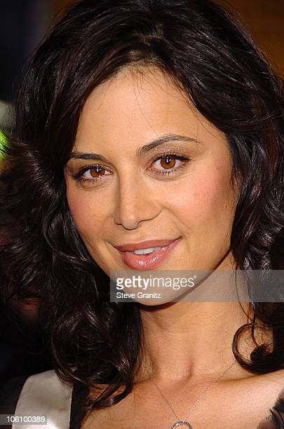 Catherine Bell during Mission Impossible III Fan Screening Arrivals at Grauman's Chinese Theatre in Beverly Hills California United States