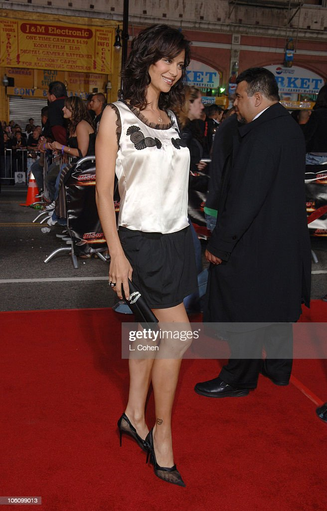 Catherine Bell During Quot Mission Impossible Iii Quot Fan