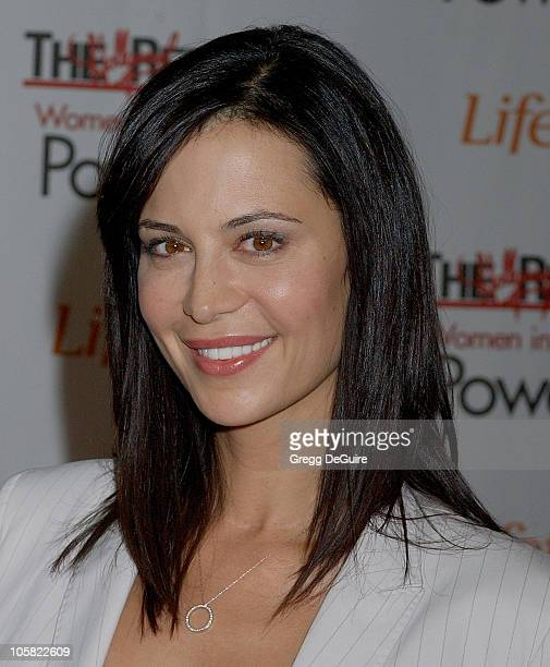 Catherine Bell during The Hollywood Reporter's 15th Annual Women in Entertainment Breakfast Sponsored by Lifetime Television - Arrivals at Beverly...