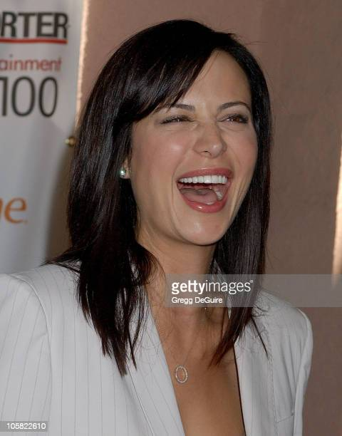 Catherine Bell during The Hollywood Reporter's 15th Annual Women in Entertainment Breakfast Sponsored by Lifetime Television Arrivals at Beverly...