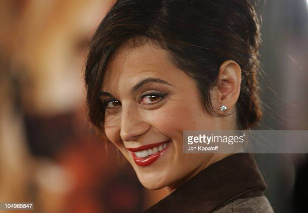 Catherine Bell during The Last Samurai Los Angeles Premiere at Mann's Village Theater in Westwood California United States