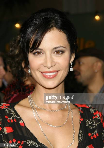 Catherine Bell during The Pursuit of Happyness World Premiere Arrivals at Mann Village Theater in Westwood California United States