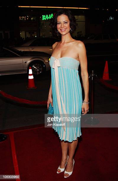 Catherine Bell during 'Walking Tall' Premiere at Grauman's Chinese Theatre in Hollywood CA United States