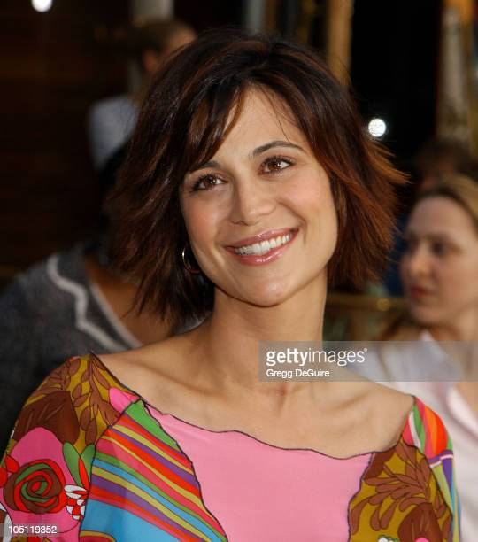 Catherine Bell during World Premiere Of The Hulk Hollywood at Universal Amphitheatre in Universal City California United States