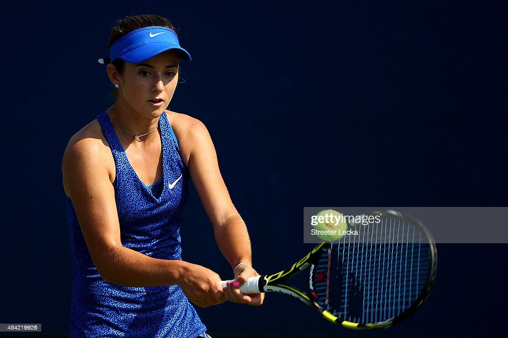 2014 US Open - Day 2 : News Photo