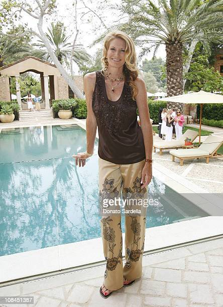 Catherine Beyer during MaxMara and the C.H.I.P.S Host A Luncheon Benefitting The Children's Institute Incorporated at Century Plaza in Los Angeles,...