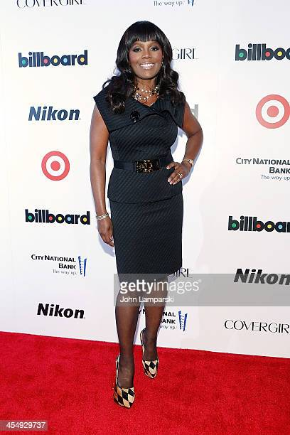 Catherine Brewton attends 2013 Billboard's Annual Women in Music Event at Capitale on December 10 2013 in New York City