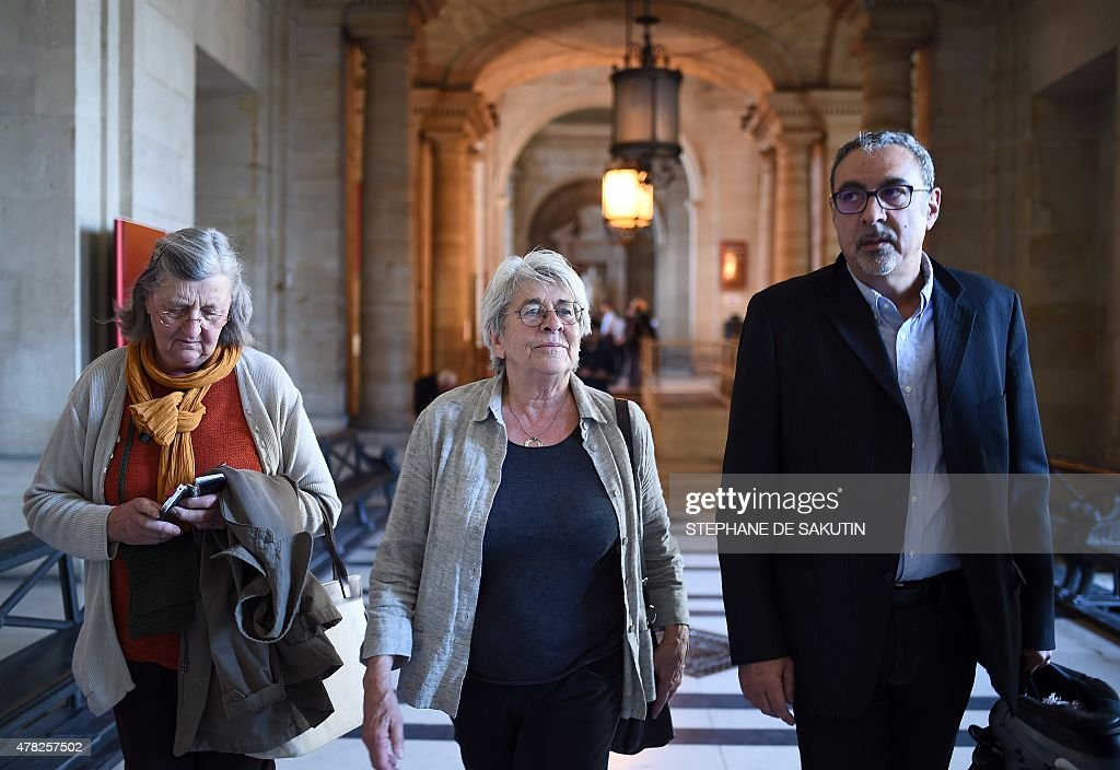 FRANCE-JUSTICE-TRIAL-HOMICIDE : News Photo