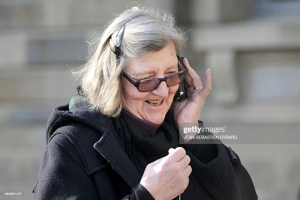 FRANCE-COURT-HOMICIDE-AGNELET : News Photo
