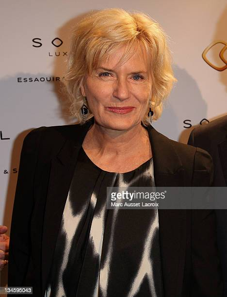Catherine Ceylac attends the 'Sofitel Mogador Essaouira' Launch Party 'at Pavillon Lenotre on January 24 2011 in Paris France