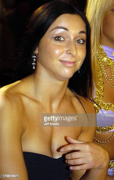 Catherine Chiarelli during Reality Revue Blackjack Tournament August 7 2004 at Trump Taj Majal in Atlantic City New Jersey United States