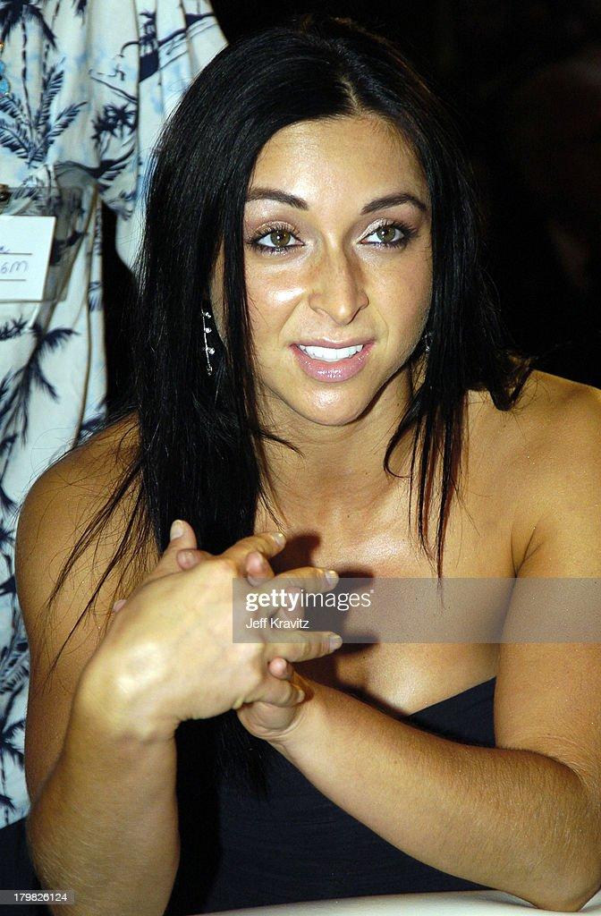 Reality Revue Blackjack Tournament - August 7, 2004 : News Photo