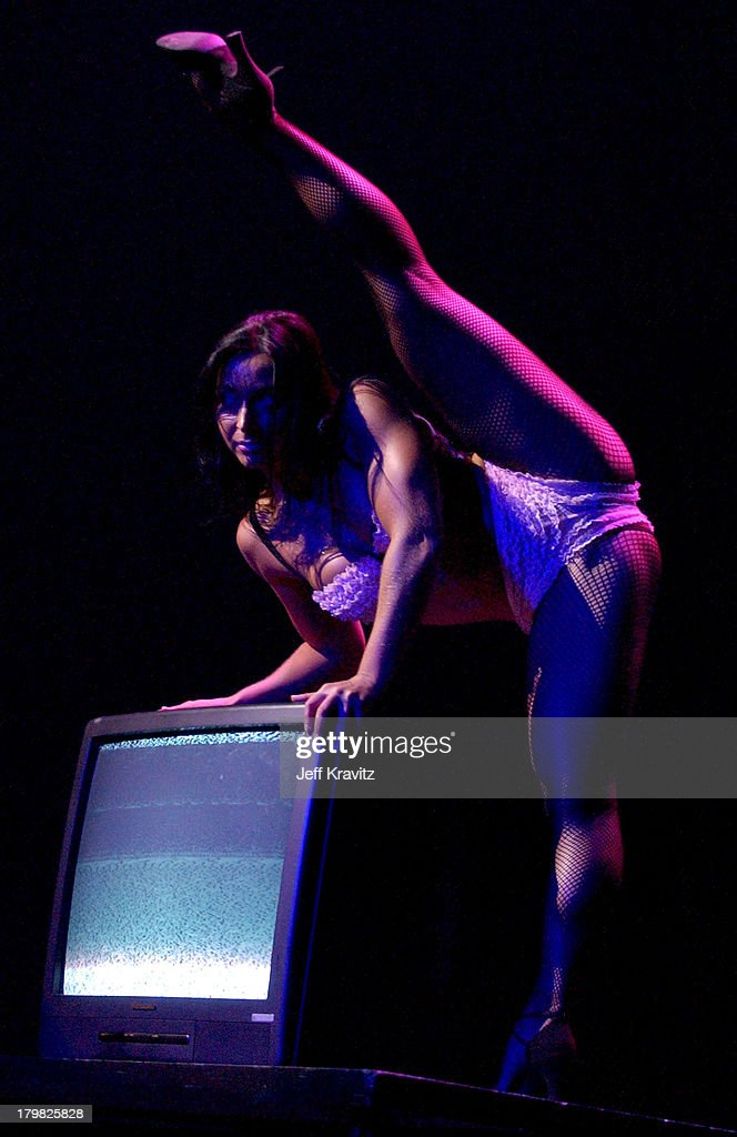 Reality Revue Burlesque Show - August 7, 2004 : News Photo
