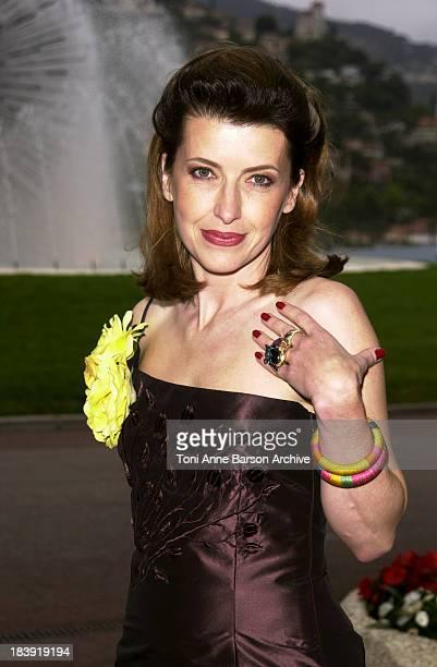 Catherine Colonna des Princes de Stigliano during Bal de L'Ete 2002 Photo Call at MonteCarlo Sporting Club in MonteCarlo Monaco