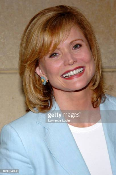 Catherine Crier during The Hunting of the President New York Premiere at Skirball Center for the Performing Arts in New York City New York United...