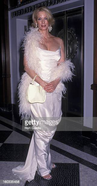 Catherine de Castelbajac attends 16th Annual Rita Hayworth Alzheimer's Benefit Gala on October 11, 2000 at the Waldorf Astoria Hotel in New York City.