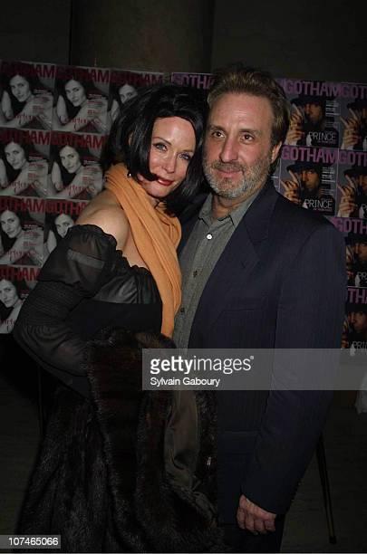 Catherine de Castelbajac, Ron Silver during Gotham Magazine Celebrates 1st Anniversary at The Regent Ballroom in New York, New York, United States.